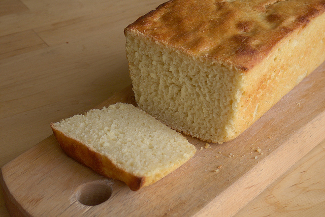 Simple gluten-free bread