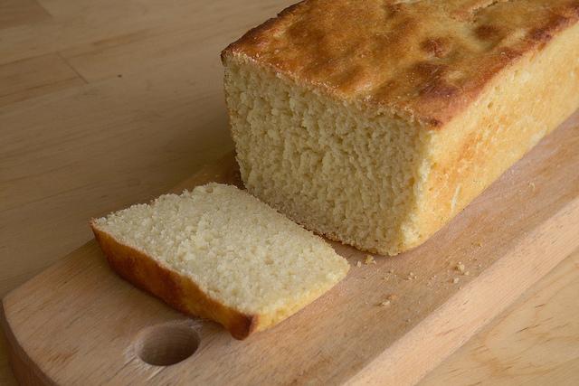 Simple gluten-free bread