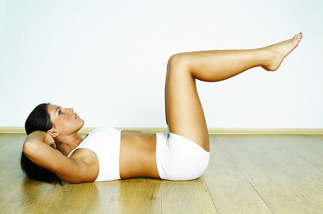 Respect The Rules Of Workout: Forget About Posing And Work Out