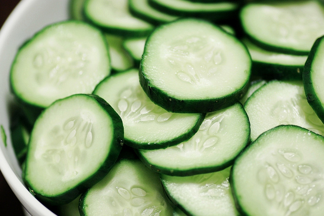 Cucumber Diet: Lose 15 Pounds In 14 Days!