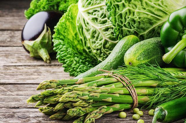 Green Diet: Vegetables Which Speed Up Metabolism