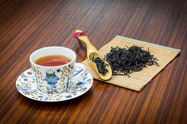 Black Tea 2012/10/7, 台茶18号红茶