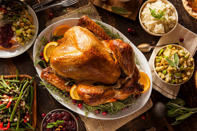 Istock Getty Reuse Ok Thanksgiving Dinner