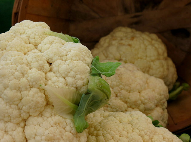 Imperial Cauliflower $3/ea