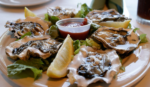 Oysters !