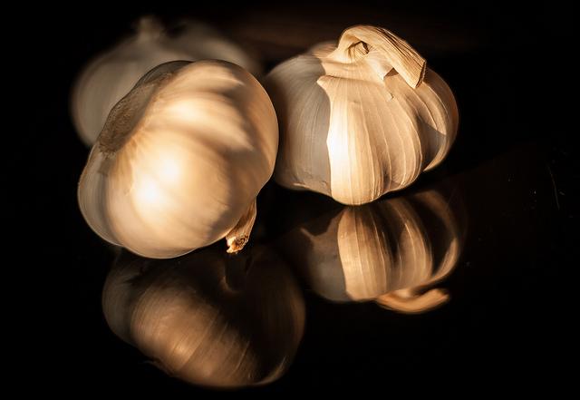 garlic trio