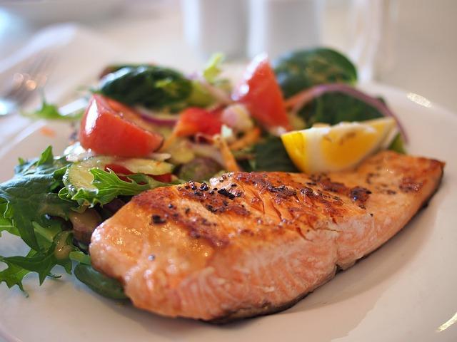 4 Surprising Health Benefits Of Salmon