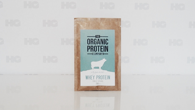 The Organic Protein Co Whey Protein