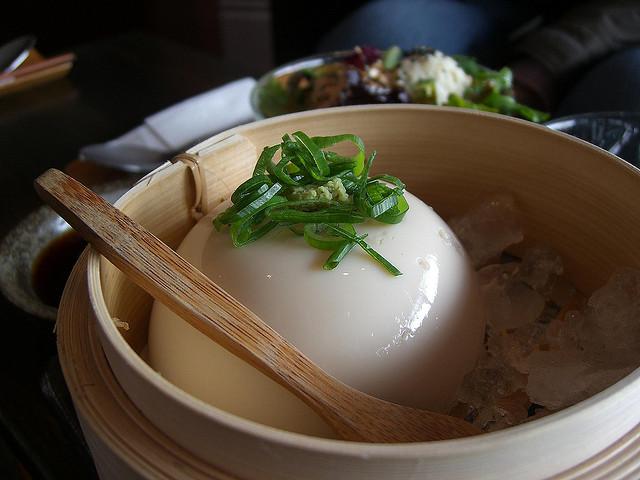 Homemade Tofu - Cocoro Cafe, QVM AUD10 set