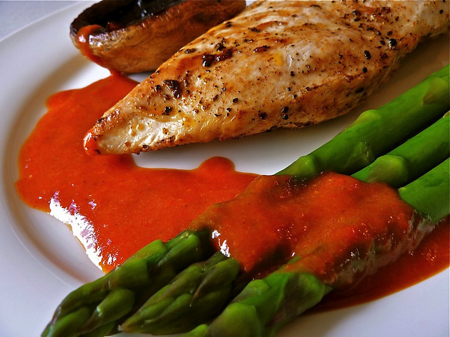 Roast Red Pepper Sauce