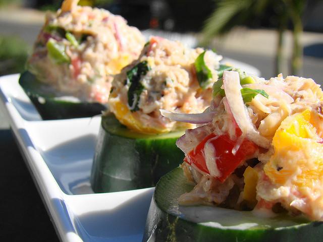 Veggie Crab Cukes