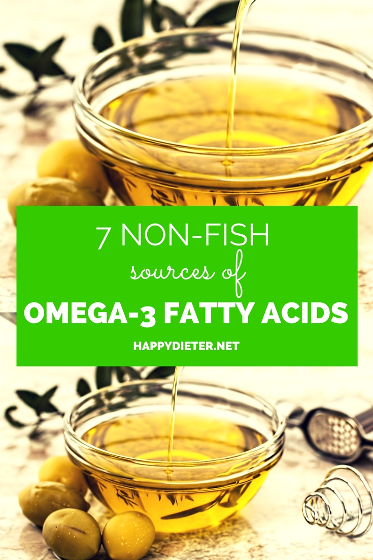 7 Best Non-Fish Sources Of Omega-3 Fatty Acids