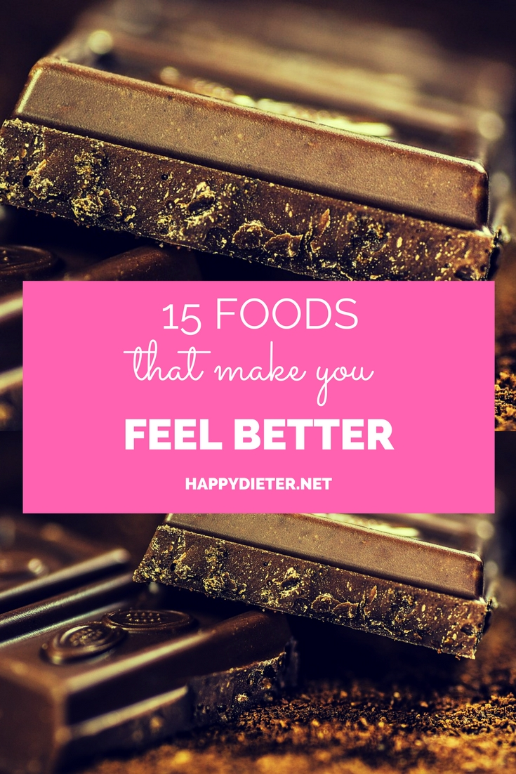 15 Foods That Make You Feel Better