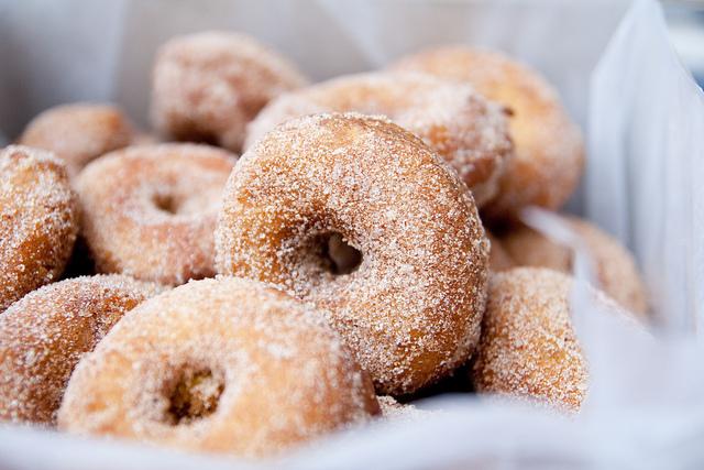 5 Healthy Donut Recipes