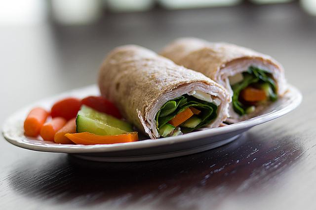 5 Healthy Beach Lunch Ideas