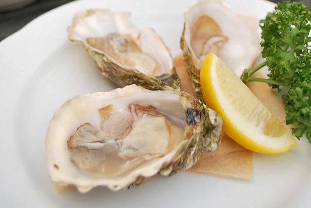Irish premium oyster