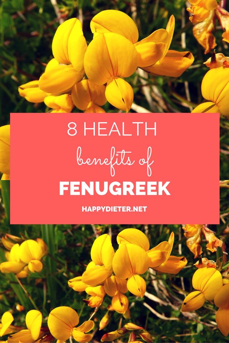 8 Health Benefits Of Fenugreek