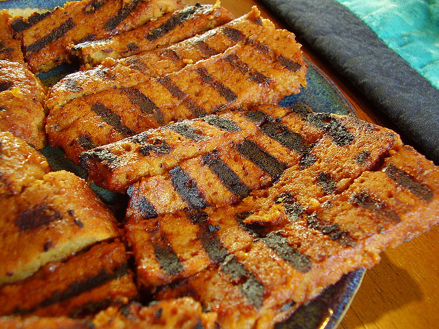 Barbecued Seitan