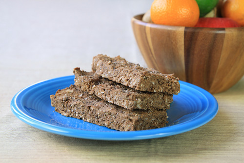Chocolate Coconut Gluten Free Protein Bar Recipe