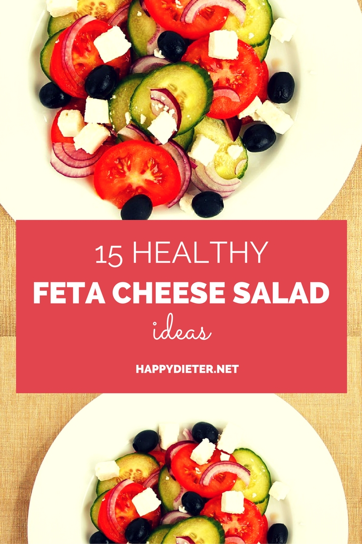 15 Healthy Feta Cheese Salad Ideas