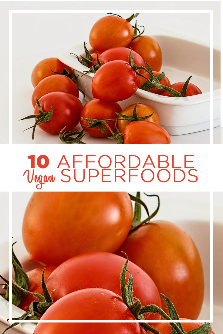 10 Affordable Vegan Superfoods