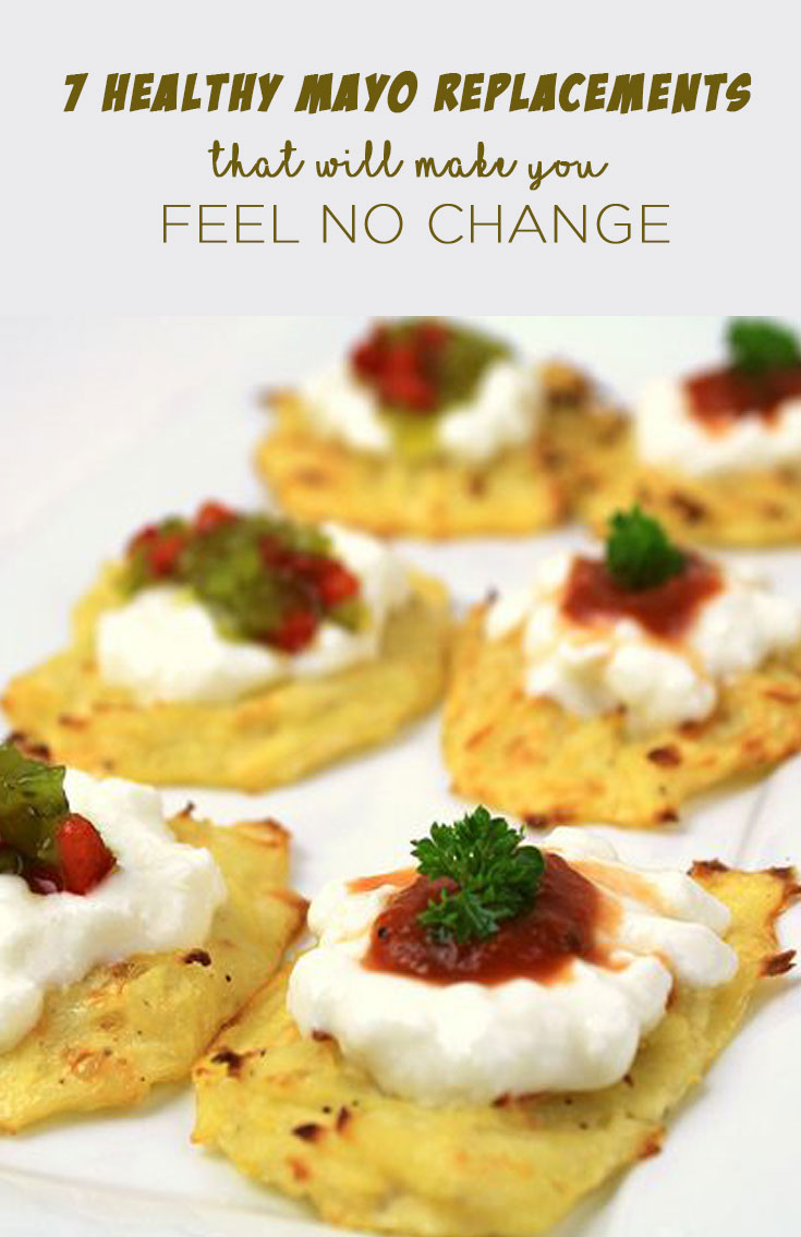 7 Healthy Mayo Replacements That will Make You Feel No Change