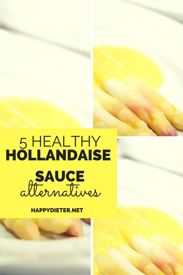 5 Healthy Hollandaise Sauce Alternatives