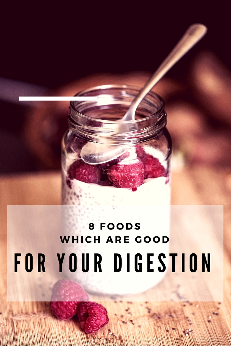 8 Foods Which Are Good For Your Digestion