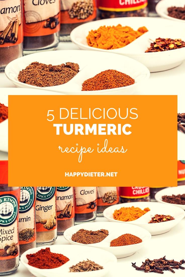 5 Delicious Turmeric Recipes