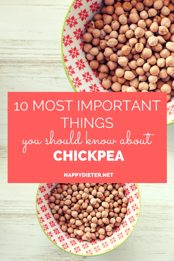 10 Most Important Things You Should Know About Chickpea