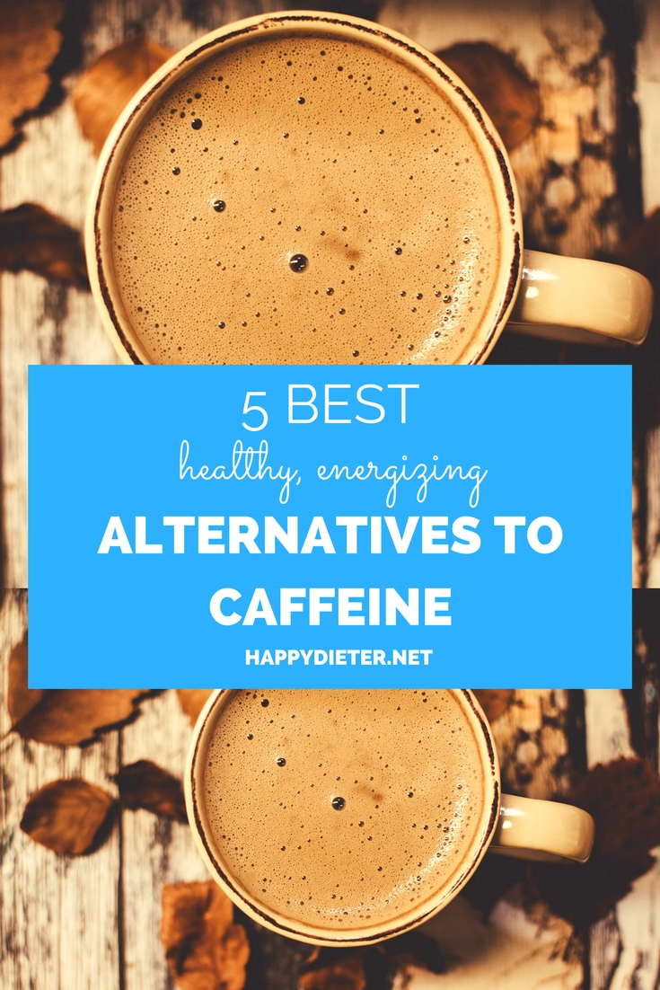 5 Best Healthy Energizing Alternatives To Caffeine