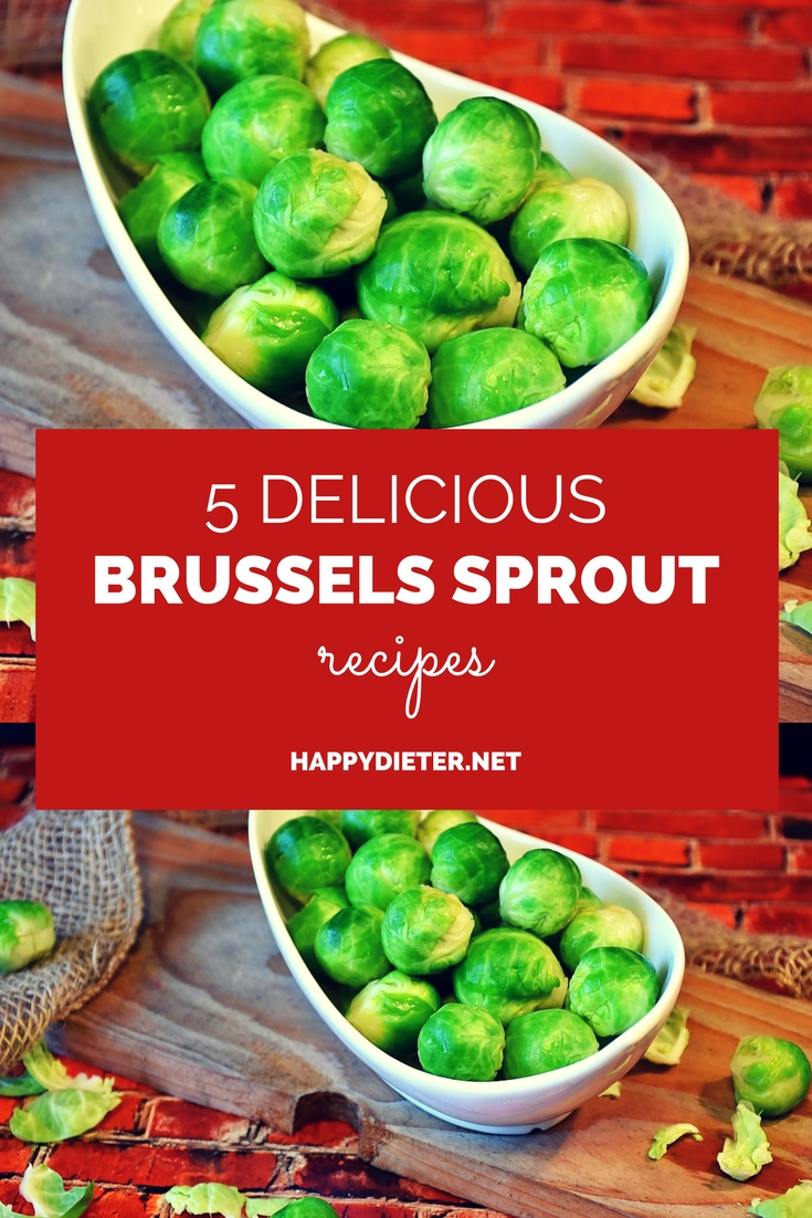 5 Delicious Brussels Sprout Recipes