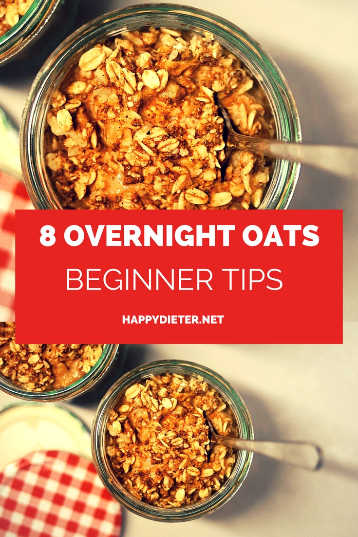 8 Overnight Oats Beginner Tips