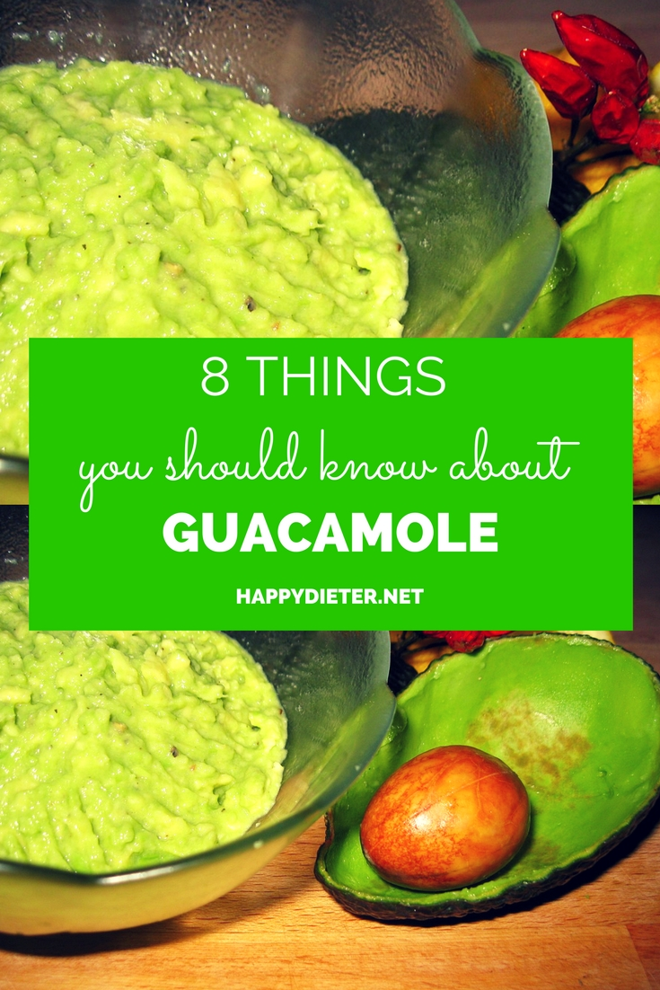 8 Things You Should Know About Guacamole